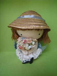 one of my favorite childhood Joan Walsh Anglund dolls