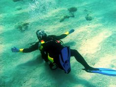 While scuba diving can be perfectly safe with the proper training and procedure, it is important to be aware of these 5 dangers of scuba diving. http://aquaviews.net/scuba-guides/5-dangers-of-scuba-diving/