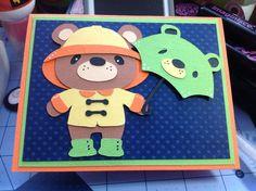 Teddy bear patade