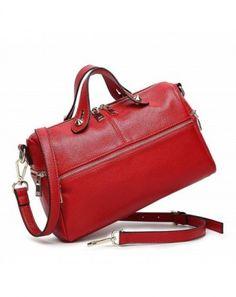 a305c197e Mn Sue Baguette Satchel Handbag - Red - CE12HGHRY3R. Bolsa EstruturadaBolsas  LuxoMulheresBolsas ...