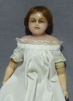 Darling English Wax Child
