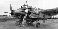 German Henschel 129.  A dedicated ground attack plane.