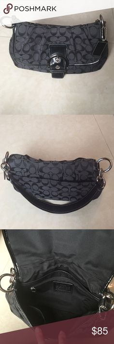 Coach purse and wallet Authentic Coach purse and wallet in excellent condition. Coach Bags Shoulder Bags