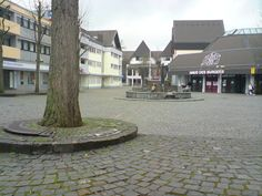 Marktplatz, Haus des Bürgers, Ramstein Germany