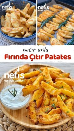 How to Make Corn Flour Crispy Potato Recipe? In the notebook of people … - Fingerfood Easy Rice Recipes, Vegetarian Recipes Easy, Potato Recipes, Pork Recipes, Pasta Recipes, Cooking Recipes, Easy Crowd Meals, Easy Meals For One, Kentucky Fried Chicken