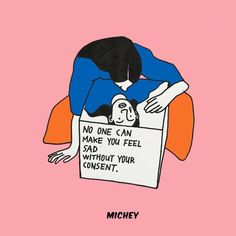by kim michey Note To Self, Cute Illustration, In My Feelings, Cool Words, Art Photography, Sketches, Positivity, Thoughts, Sayings