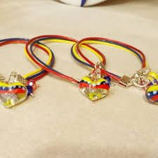 a6828a3aadbe Resultado de imagen para pulseras de venezuela
