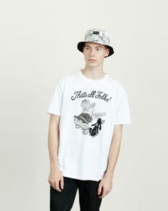 Lazy Oaf x Looney Tunes That's All Folks T-shirt