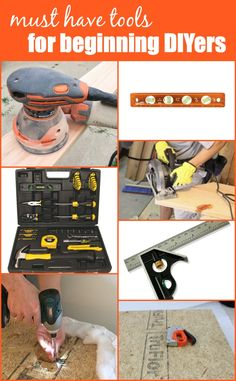 Wanna DIY? Start with these 10 tools to make projects easier!