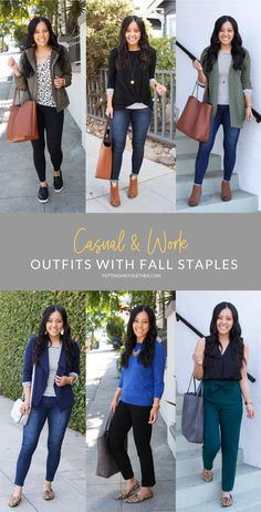 Fall Outfits For Work, Casual Work Outfits, Professional Outfits, Fall Winter Outfits, Work Casual, Casual Fall, Autumn Winter Fashion, Cute Outfits, Classy Yet Trendy