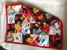 Mini-quilt for DogDog stuffed animal