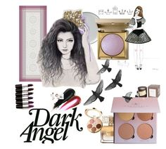 """""""Glow, Dark Angel"""" by mad-one ❤ liked on Polyvore featuring beauty, Royal Doulton, Paddywax, NARS Cosmetics, Givenchy, Stila, Sparkle & Fade and tarte"""