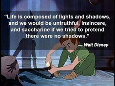 Words of wisdom from Walt Disney #disney #disneyquotes