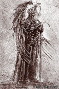 The Archangel Michael - From The Scilestial Novel, The Seers. www.theseers.com