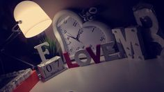 Heart Love Letters, Amazing Photography, Table Lamp, Bb, Blessed, Anna, Heart, Home Decor, Table Lamps