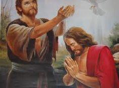 Jesus y Juan el Bautista
