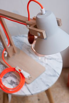 Pixoss Desk Lamp No. 3 from RESTORED STORE. Absolutely stunning. €195.00