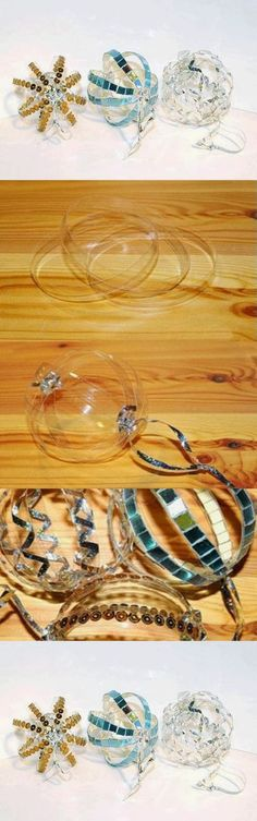DIY : Plastic Bottle Ring Ornaments | DIY & Crafts Tutorials