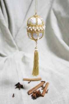 МК сувенир к Пасхе | julibeads.com