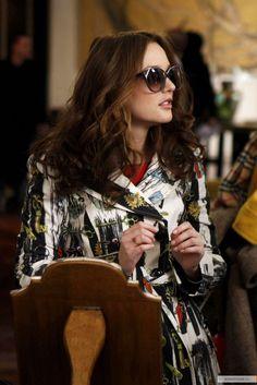 "Leighton Meester as Blair Waldorf ""The Grandfather"""