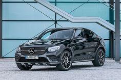 Mercedes-AMG GLC 43 4Matic Coupé (2016): Vorstellung