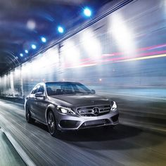 Here's an Easter egg you may not have uncovered: the C-Class is the only vehicle…