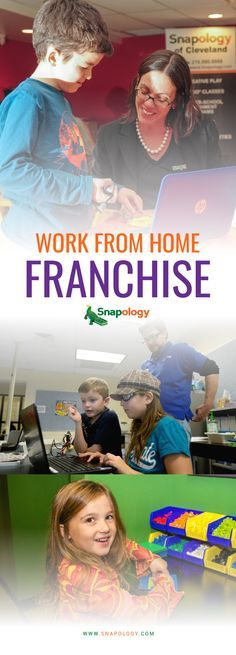 Own your own franchise business with this awesome children enrichment franchise! Request more info at: https://snapologyfranchising.com/snapology-own-your-own-business/ Snapology is one of the top educational franchises out there and their curriculum is above all competitors. They really are changing lives!