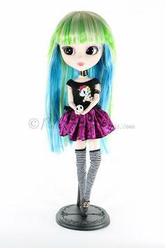 tokidoki pullip doll