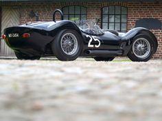 """1960 Maserati clase 60-61 """"Birdcage"""""""