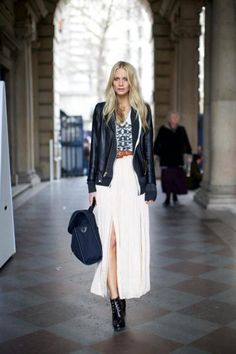 Black & White by Poppy Delevingne