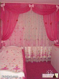 curtains Contemporary Decorative Pillows, Contemporary Interior, Beautiful Curtains, Kids Room Design, Bedroom Apartment, Valance Curtains, Room Decor, Diy, House