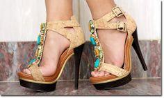 Sandalias de moda   Exclusivo calzado de temporada para mujeres