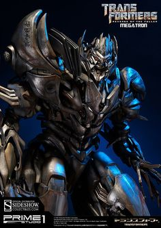 Cool Stuff: 'Transformers' Megatron Statue By Prime 1 Studio
