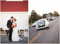 Utah Elegant Barn Wedding