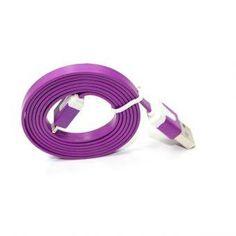 USB Cable for iPhone 5 and iPad Mini (Purple) #onlineshop #onlineshopping #lazadaphilippines #lazada #zaloraphilippines #zalora