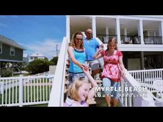 Visit Myrtle Beach - The East Coast's #1 Beach Vacation Spot