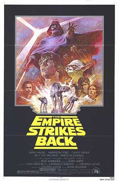 Empire Strikes Back By: Tom Jung