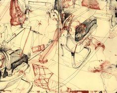 sketchbook of robert scholten