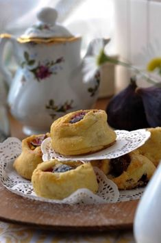 Recipe for Cardamom Fig Pastries - Recipe - Cake Central