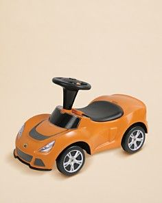 Dexton Kids Lotus Exige S Foot to Floor Ride On Car - Ages 1.5-3