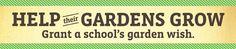 school garden grant