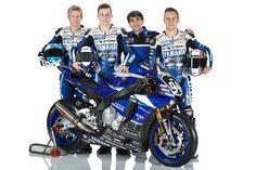 Yamaha GMT 94 team with the new R1