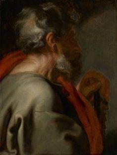 Anthony van Dyck - The Apostle Simon