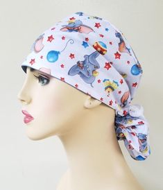 Scrub Caps, New Print, Hats For Women, Ponytail, Scrubs, Sewing, Awesome, Prints, Cotton