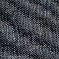 Smokey Grey Linen Fabric for Soft Home Furnishings