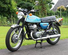 Suzuki T500 - 1975