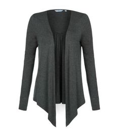 Grey Waterfall Open Front Cardigan. Mine is a shade lighter.