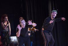 Η Κατσαρίδα στο Θέατρο Σοφούλη για 2 παραστάσεις  To ντανταϊστικό «εξωφρενικό» μιούζικαλ  του Β.Μαυρογεωργίου «Η Κατσαρίδα» παρουσιάζει Η εταιρεία θεάτρου  «Μικρός Βορράς» σε σκηνοθεσία του Τάσου Ράτζου στις 9 το βράδυ της  Παρασκευής 26 &  του Σαββάτου 27 Ιανουαρίου 2018  στο Θέατρο «Σοφούλη», στην Καλαμαριά.