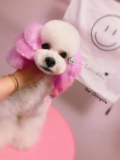 One doggie a day, keeps your sorrow away! Look the pretty princess! Really want to hug her in arms! Share the cute design which was done by Our·ChongWu with OPAWZ Semi Permanent Dye.