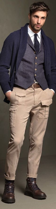 Coolest Winter Outfit Ideas For Men – PS 1983